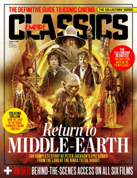 Return to Middle Earth / Empire Magazine