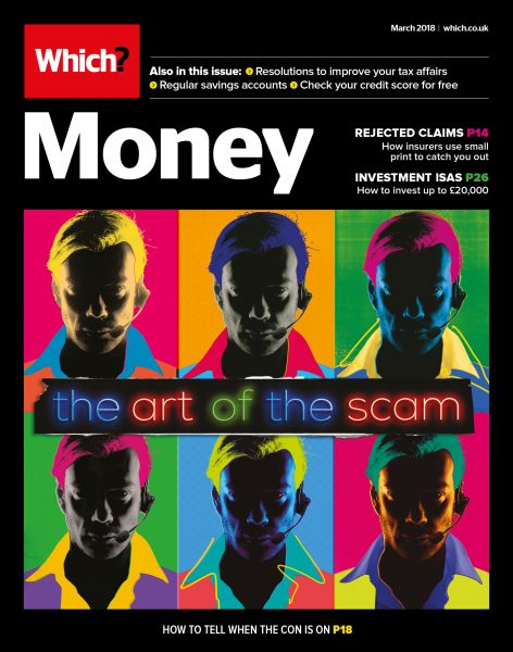 Art of the Scam / Which? Magazine