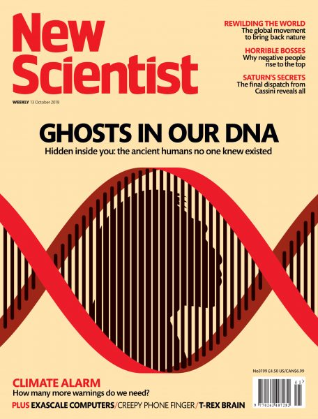 Ghosts in Our DNA / New Scientist Magazine
