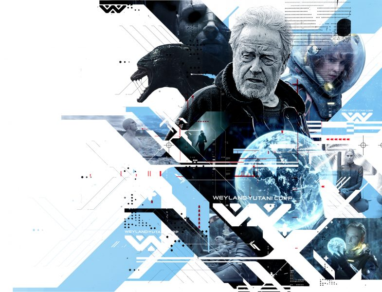 Ridley Scott / Empire Magazine