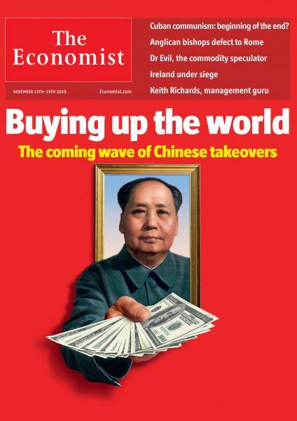 Buying Up the World / The Economist