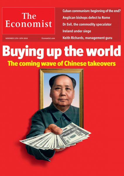 Buying Up the World / The Economist