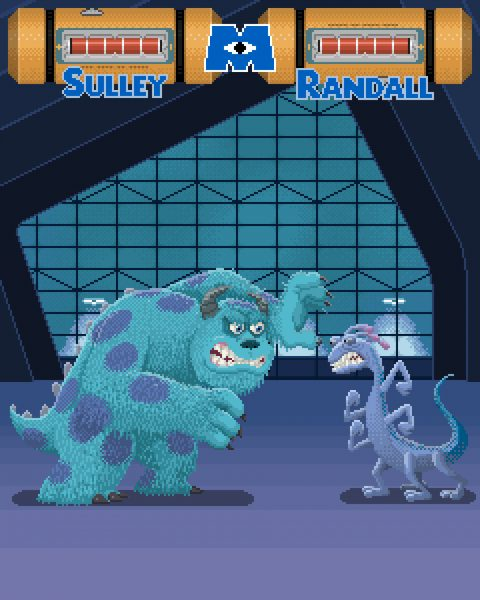 Monsters Inc / Pixar