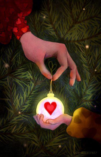 Christmas Wishes Sara Netherway