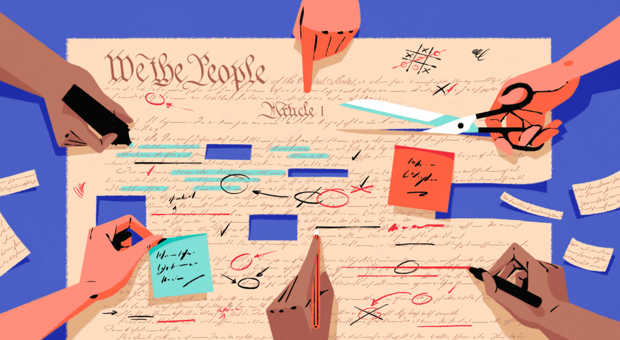 The Economist - Amending America's Constitution