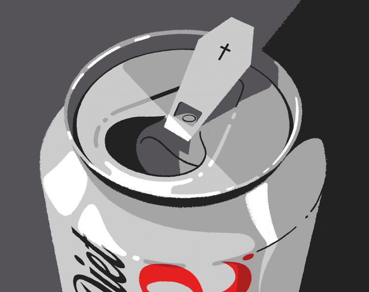 The Sunday Times Magazine - The Death of Diet Coke