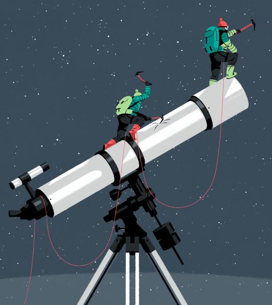 Scientific American - Has Astonomy Peaked?