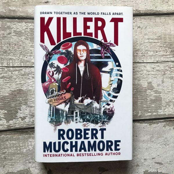 Killer T- book cover