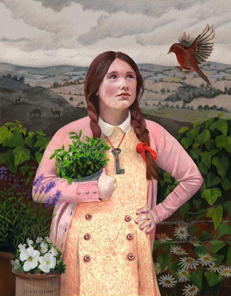 Mary Lennox Secret Garden