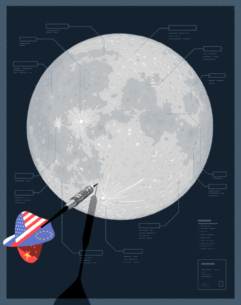 Scientific American - The US Should Go Back to the Moon – But Not on Its Own