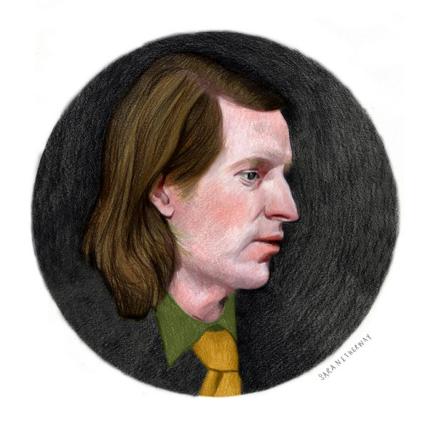 Wes Anderson likeness