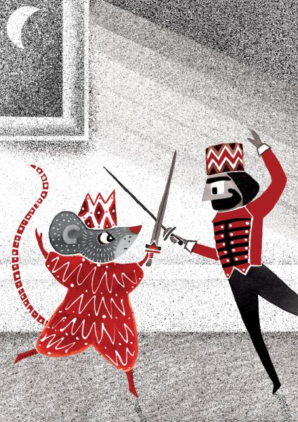 Nutcracker and the Mouse (QB House) NT