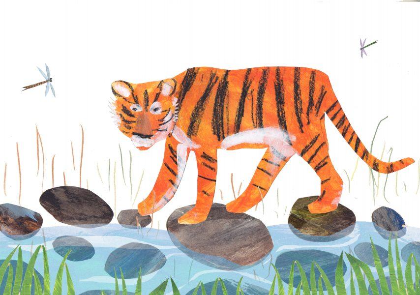tiger1grass