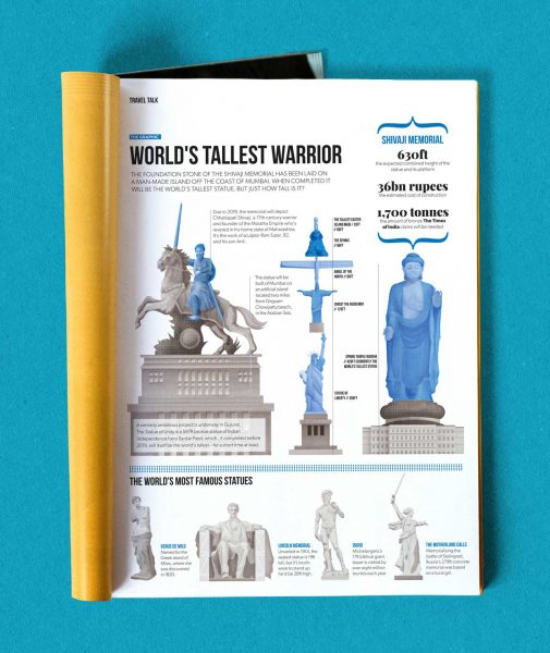 National Geographic - Greatest Statues