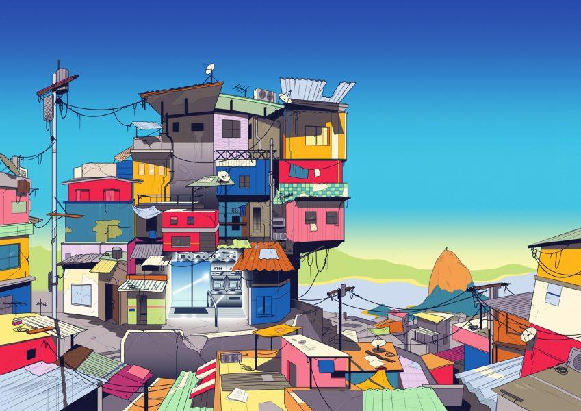 Banking Favela