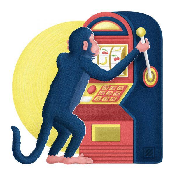 Gambling Monkey