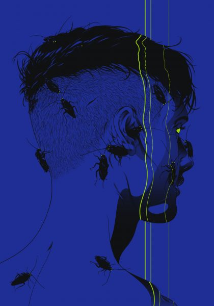 The Folio Society - A Scanner Darkly - Cover