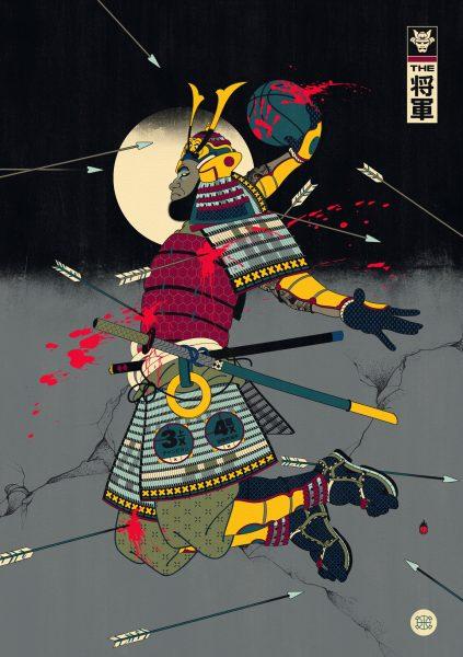 Shogun James / Edo Ball