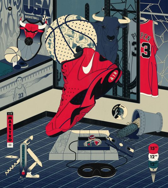 Nike Basketball Champions Collection