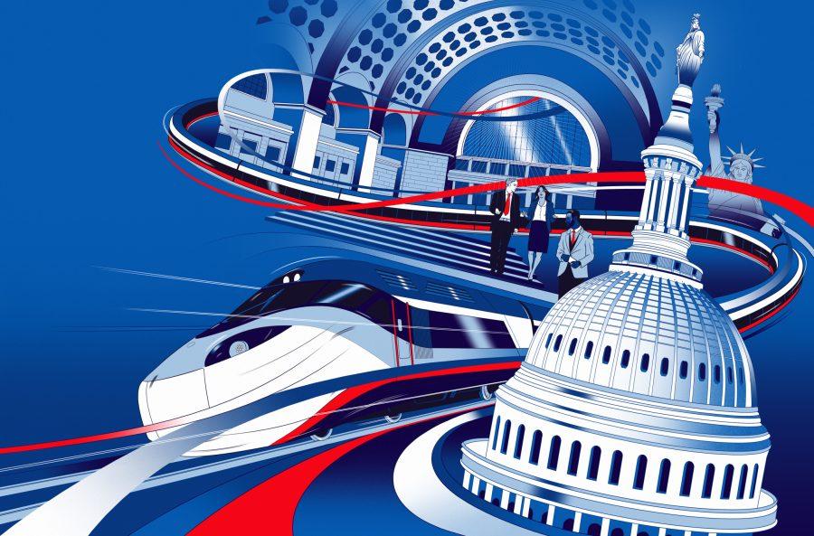 Amtrak / The Washington