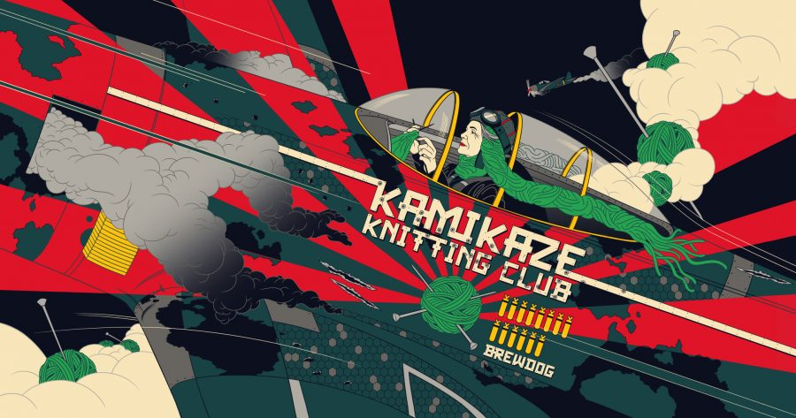 Kamikaze Knitting Club