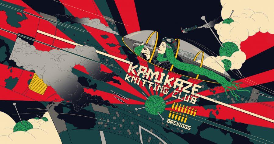 Kamikaze Knitting Club