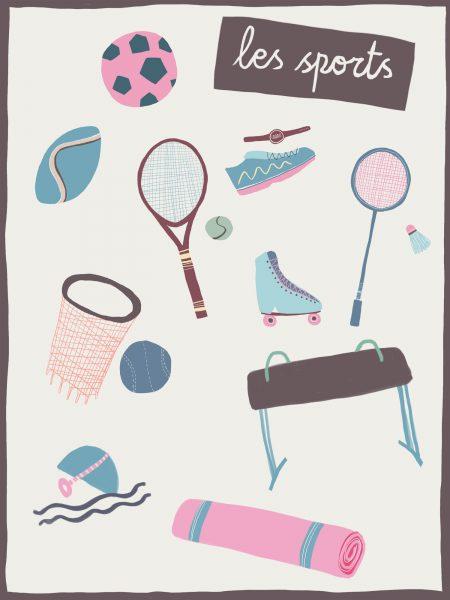 Les Sports (MFL icons)