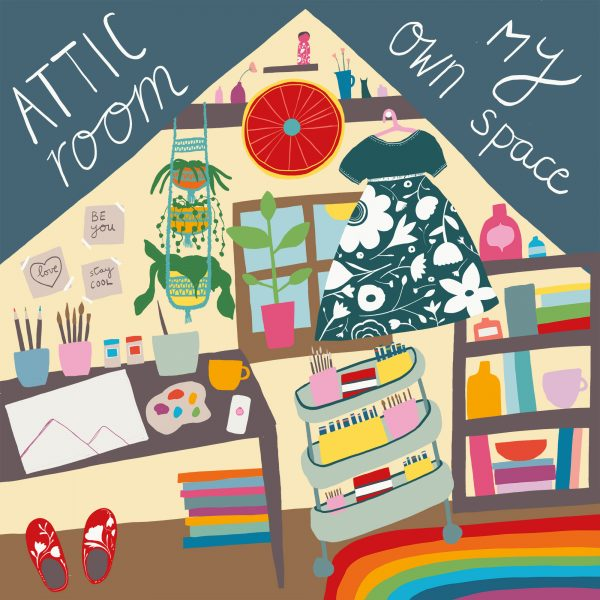 A is for Attic