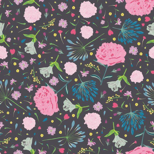 Freddie's Flowers Pattern