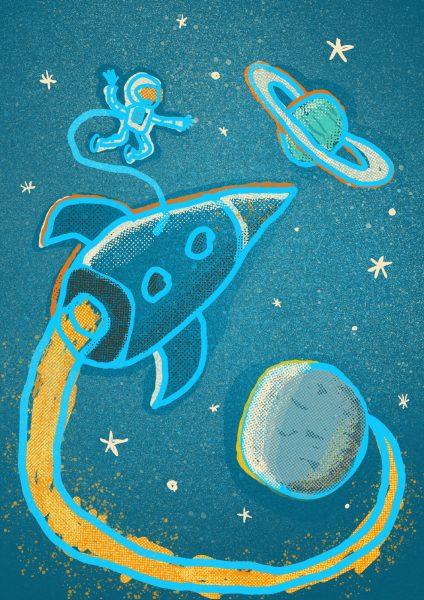 space-man