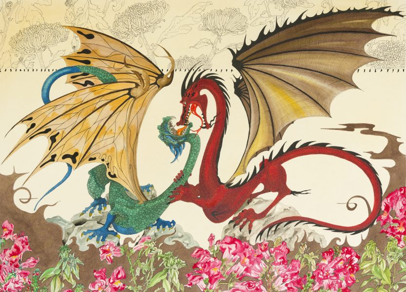 Snap Dragons