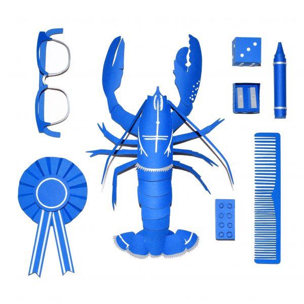 Study in Bleu