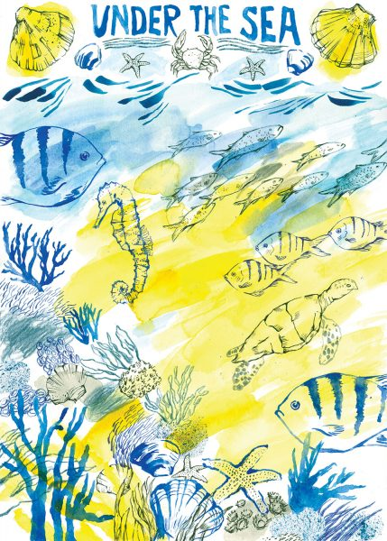 under-the-sea-illustration-sharon-farrow