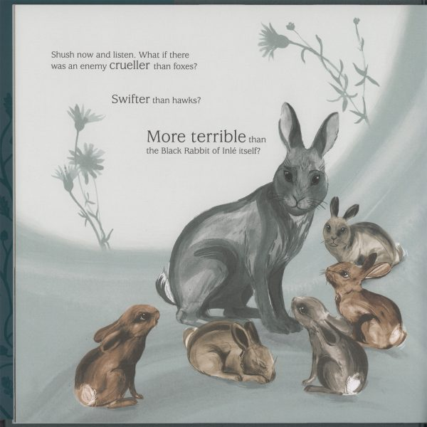 Watership Down- The Picture Book