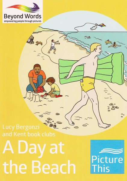 'A Day at the Beach' for Books Beyond Words