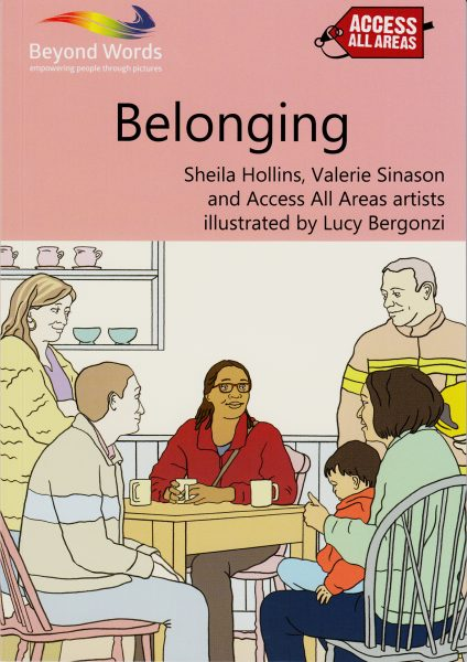 'Belonging' for Books Beyond Words
