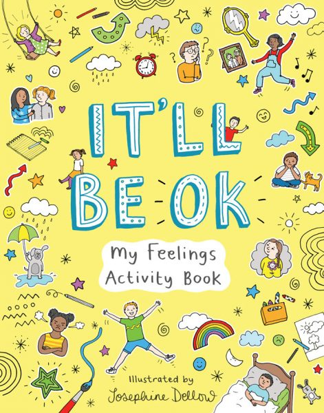 Wellbeing Activity Book, Trigger Publishing