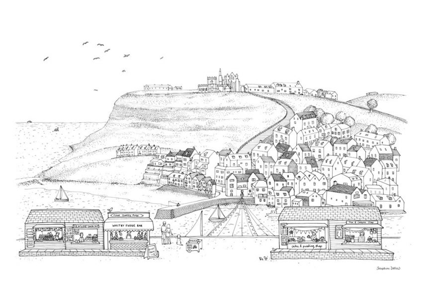 Whitby, private commission