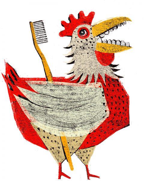 Quand les poules auront des dents / Stephen Jay Gould