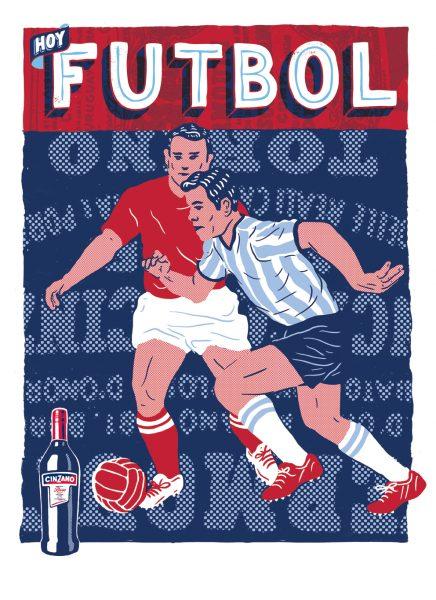 Futbol / Cinzano