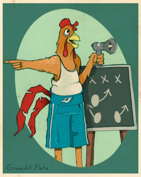 Chicken Teacher
