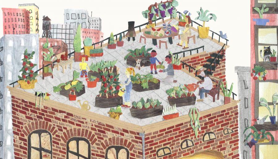 Community Rooftop Garden