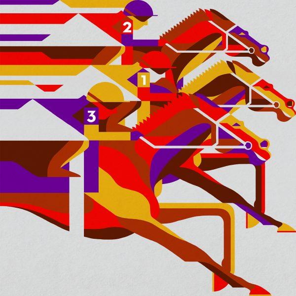 Horse racing 123