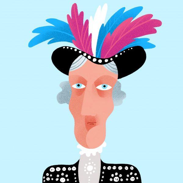 Pearly Queen of Hackney