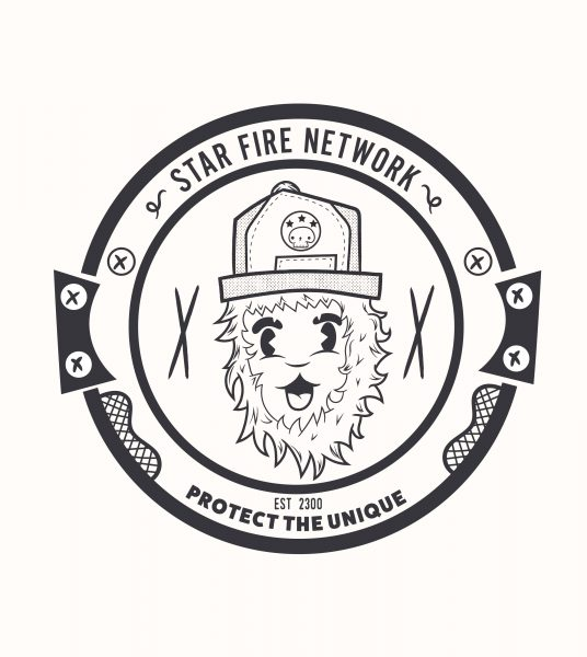 Star Fire network logo