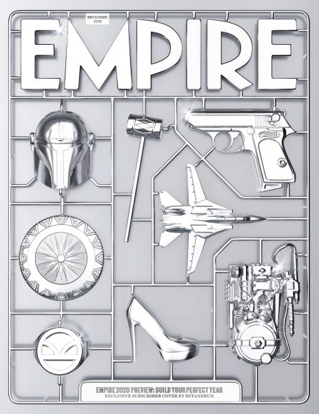 2020 Preview Subs Cover / Empire Magazine