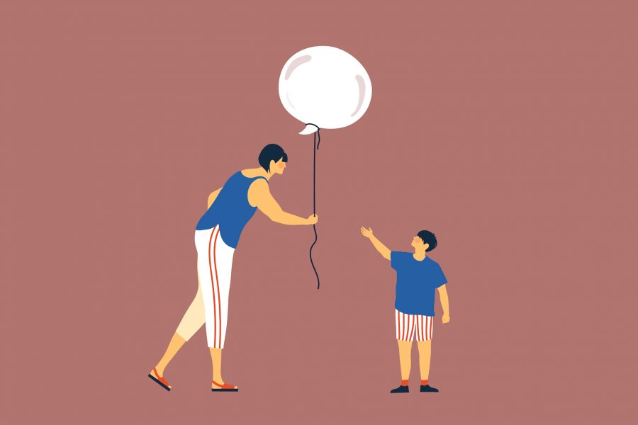 The New York Times: Teaching Children To Be Assertive