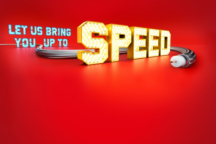 Let Us Bring You Up to Speed / Virgin Media