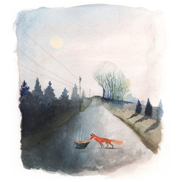 Fox and Mince Pie