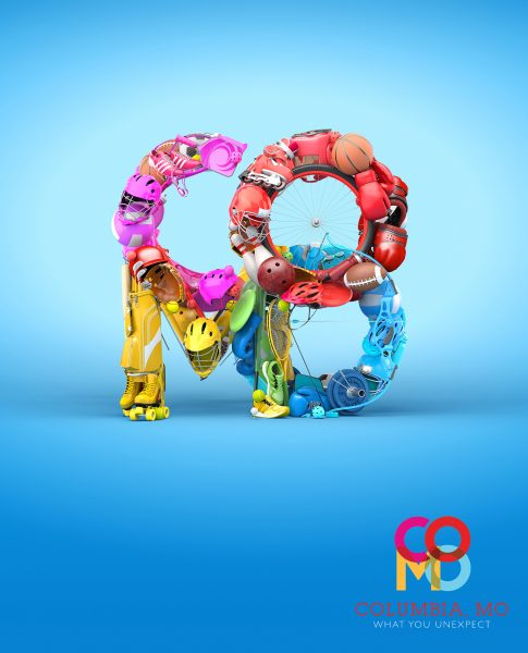 COMO creative logo